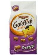Pepperidge Farm Goldfish, Pretzel, 8-Ounce (Pack of 8) - $32.41
