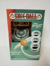 Skee Ball Mini Electronic Game by Basic Fun *New In Opened Box* - $18.33