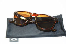 Oakley Mens Trillbe X Oo9340-06 Sunglasses, Polished Rootbeer/Dark Bronz... - $74.99