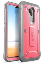 LG G7 ThinQ Case, SUPCASE Unicorn Beetle PRO Series with Holster (Pink) - $21.99