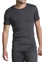 Heat Holders - Mens Winter Warm Cotton Thermal Underwear Short Sleeve Sh... - $19.20
