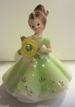 Vintage Josef Originals August Birthday Girl - $18.67