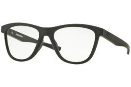 Oakley Brille Grounded Satin Schwarz mit / Klar Demo Gläser OX8070-06 53 - $137.44