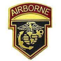 MARINE CORPS AIRBORNE MILITARY LAPEL PIN - $13.53