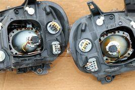 02-05 Mercedes W163 ML320 ML350 ML430 Halogen Projector Headlight Set L&R image 12