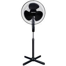 Impress 16 Oscillating Stand Fan (black) IM-725B - $49.83