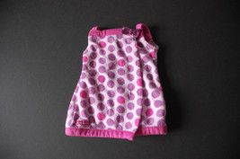 American Girl Lots of Dots Bath Wrap Robe GUC - $5.00
