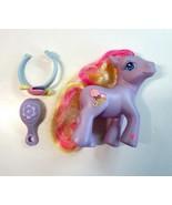 2005 Sweet Adventures G3 Purple Triple Treat II My Little Pony, Purse, &... - $14.50