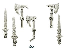 Spellcrow Conversion bits Wolves Frost Weapons
