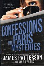 Confession The Paris Mysteries By Patterson & Paetro - $7.25