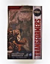 Hasbro Transformers The Last Caballero Premier Edición Deluxe Decepticon - $31.86