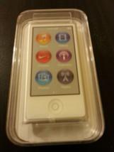Apple iPod Nano 7th Gen 16GB Silver, MKN22LL/A (Worldwide Shipping) - $247.49