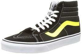7fefc0ec5d6 NEW VANS SK8 HI PRO BLACK INFINITY SURF MX BMX SKATEBOARD HIP HOP SPORTS...   62.14 · Vans Unisex Sk8-Hi Reissue Skate Shoes-Black Neon Yellow-10.5-