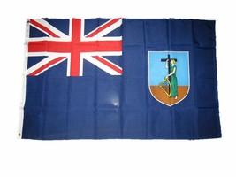 3x5 Montserrat Flag 3'x5' House Banner Brass Grommets Fade Resistant Premium - $8.88