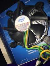 """Intel E33681-001 Skt775 Aluminum HeatSink & 3.5"""" Fan w/4-Pin for Core2Duo - $28.20"""