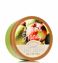 Bath & Body Works Champagne Apple & Honey 6.5 Ounces Whipped Body Butter - $18.57