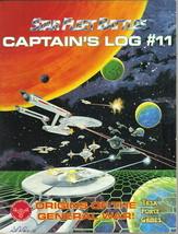Task Force Games Star Fleet Battles Captain's Log #11 Stock #5706 MINT UNUSED - $13.54
