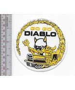 Snowmobile Bolens Diablo Rouge Hus-Ski  Promo Patch Pte Claire, Quebec, ... - $9.99
