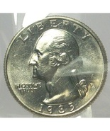 1985-P Washington Quarter BU in the Cello #0615 - $1.89