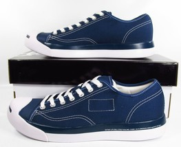 Converse x Fragment Design Jack Purcell JP Modern Ox Navy Blue 160157C M... - $87.96