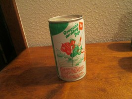 Oregon OR turning 7up vintage pop soda metal can Climbing up mount hood - $10.99