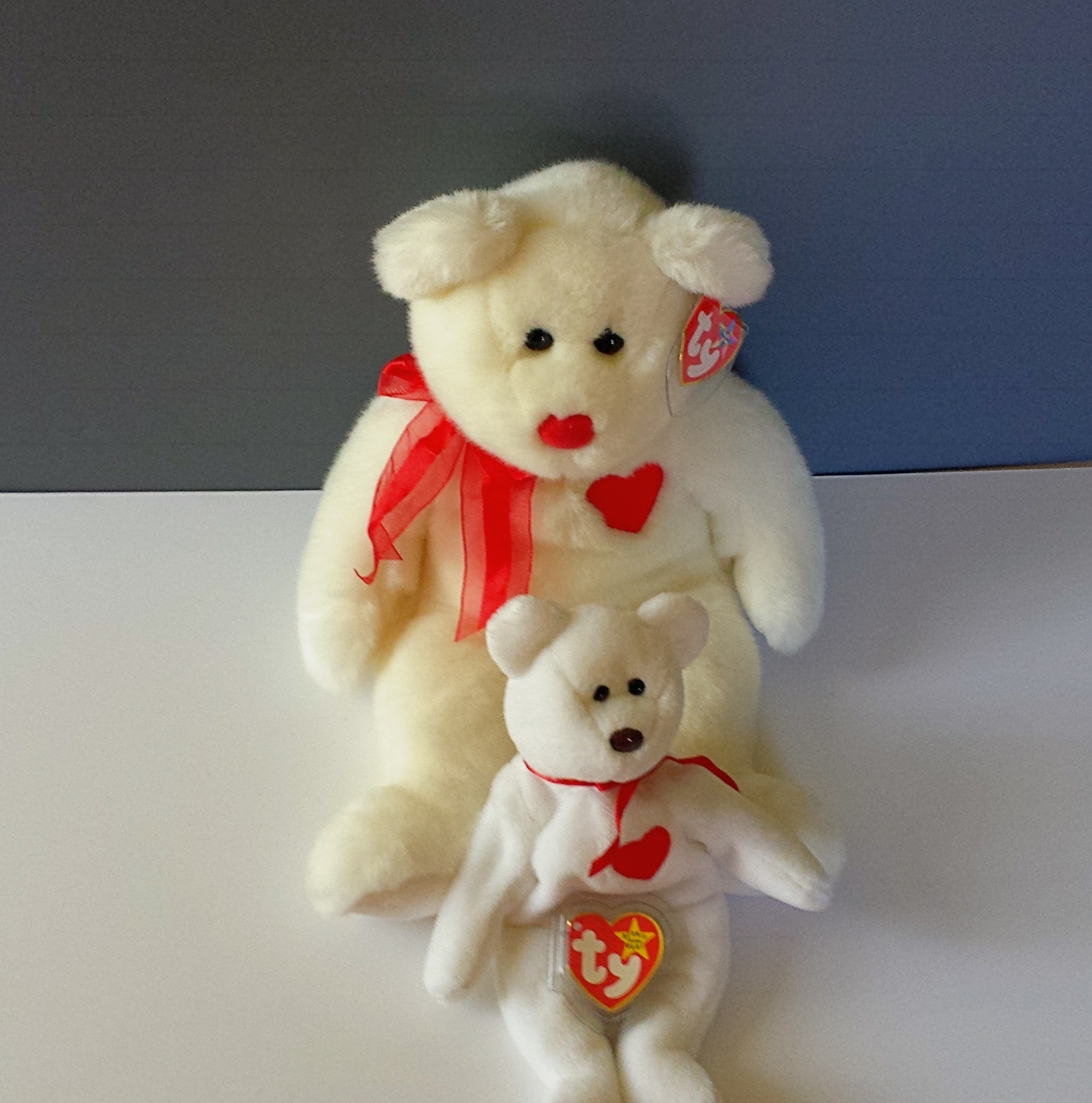 05440bcd75c Original Ty Valentino Beanie Baby and Beanie and 50 similar items