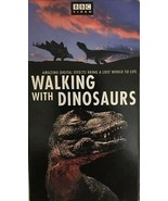 Walking With Dinosaurs (2 PC VHS Kassetten 1999) Tested-Rare Vintage-Ship n 24 - $18.70