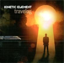 Kinetic Element – Travelog CD - $16.99