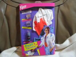 Paint n Dazzle Ken Fashions. New. 1993. Mattel. Ages 6+. - $25.00