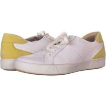 naturalizer Morrison Low Rise Fashion Sneakers 804, White, 9.5 W US - $29.75