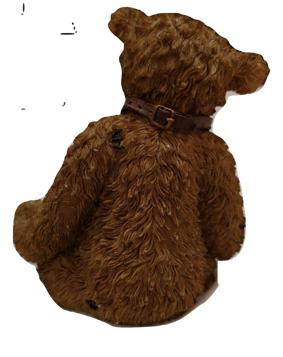 "Boyds Bears Tattered Treasures ""Friendship,"" #24110 image 4"