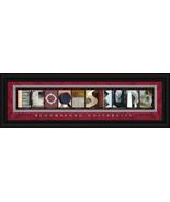 Bloomsburg University Officially Licensed Framed Letter Art - $39.95