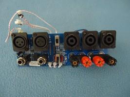 Gemini XGA-5000, XGA-4000 INPUT/OUTPUT.PCB Line Input / Speakers output ... - $45.00