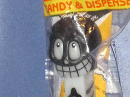 "Halloween ""Toti the Skeleton"" Candy Dispenser by PEZ (Bag). - $7.00"