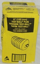 Cherne Industries 270067 Six Inch Test Ball Plug Rubber Product image 2