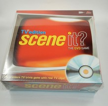 Scene It! Dvd Trivia Game Tv Edition Sealed - $18.99