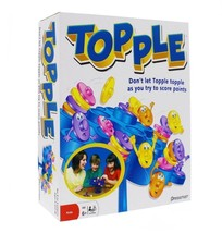 Topple Game - Family Game by Pressman - $14.50