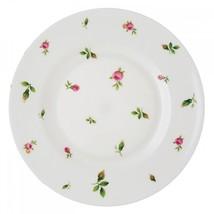 SET OF 4  Royal Albert New Country Roses White Modern  NEW 21cm Salad Pl... - $74.79