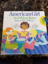 Mattel 2004 American Girl 300 Wishes Slumber Party Board Game 100% Compl... - $9.40