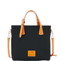 Dooney & Bourke Patterson Black Emily Leather M... - $469.99