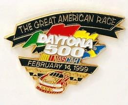 The Great American Race Daytona 500 February 14, 1999 Hat Pin  - $14.99
