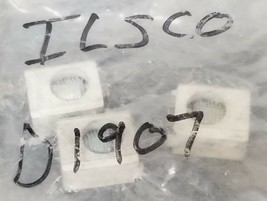 LOT OF 3 NEW ILSCO D1907 LUGS 1-4/0, AL-CU