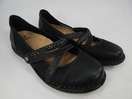 Earth Origins Tamara Toriana Sz US 7 M EU 38 Women's Leather Slip-On Fla... - $45.12