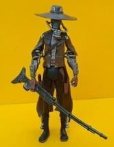 STAR WARS ™ Cad Bane Clones Wars Figure Hasbro 2009 - $12.17