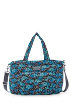 Marc by Marc Jacobs Crosby Nylon Quilted Diaper Bag (Blue Floral) - $273.42