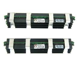Kingston KTA-MP667AK2/8G - 8GB (2x 4GB) 667 MHz DDR2 FBDIMM Memory for Apple