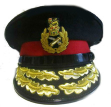 Royal Prince Charles Hat Cap New King Crown Badge Most Sizes - Cp Made Quality - $145.00