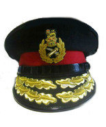 ROYAL PRINCE CHARLES HAT CAP NEW KING CROWN BADGE MOST SIZES - CP MADE Q... - $145.00