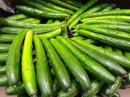 SHIP FROM US 100+ CUCUMBER SEEDS STRAIGHT EIGHT AWARD WINNER HEIRLOOM TGV1 - $12.00