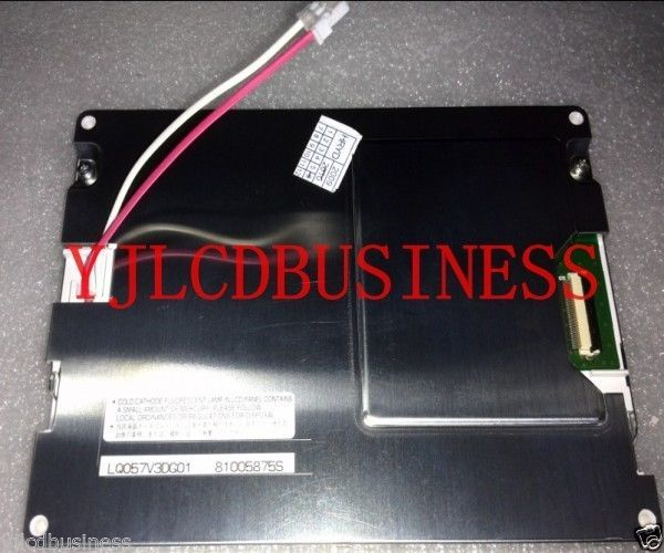 "LQ057V3DG01 5.7""640*480 for Sharp LCD screen display 90 days warraty new"